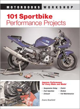 101 Sportbike Performance Projects Cover